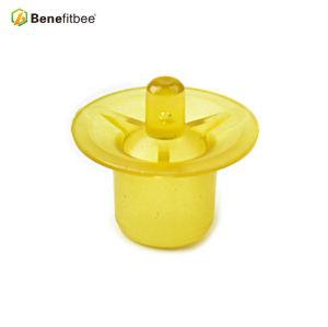 L'apiculture usine des tasses en plastique de cellules de bâti de base pour l'élevage de reine