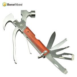 Hohe Qualität Bienenzucht Werkzeuge Multifunktions Edelstahl Claw Hammer von Imker