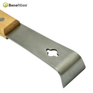 Curved Edge 10.04inch Muti-Function Stainless Steel Claw Uncapping Knifes For Beekeeping Tools