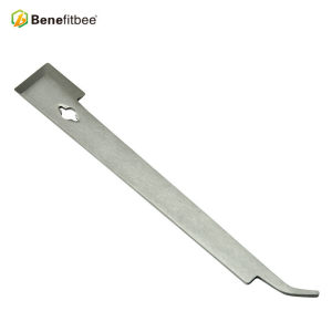 翘脾刀猪尾起刮刀割蜜刀厂家直销养蜂工具蜂具不锈钢弯尾起刮刀