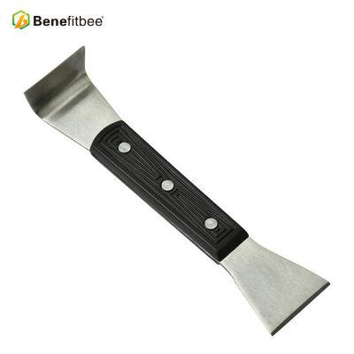 出口品质多用起脾刀翘脾刀批发不锈钢塑料柄起刮刀养蜂工具蜂具刀