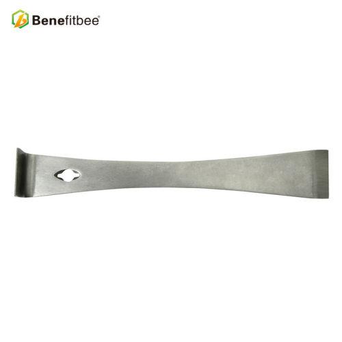 农用工具养蜂工具不锈钢起刮刀加厚割蜜刀平口砂光不锈钢起刮刀