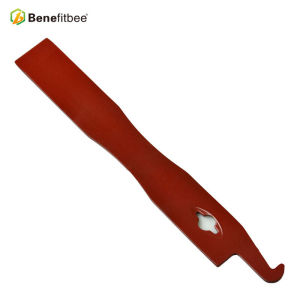 益蜂蜂具出口型不锈钢起刮刀全红弯头起刮刀批发专业养蜂工具