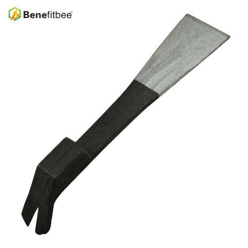 厂家直销锤子蜂箱巢框铸铁三用起刮刀 养蜂工具蜂具出口批发
