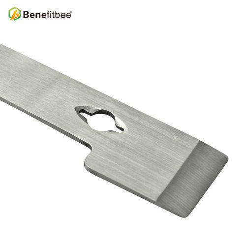 养蜂工具蜂具多用型起脾刀小弯尾刀不锈钢弯头起刮刀批发厂家直销