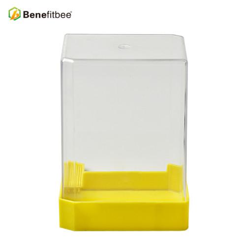 Оптовые бенефициары Beekeeping Equitment Transpents Acrylic Cube Bee Feeders