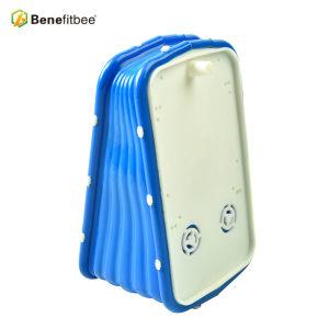 Apicultura Equitment Smoker Acceoricess Blue Bee Smoker Plástico Nylon Bellow para suministros de apicultura