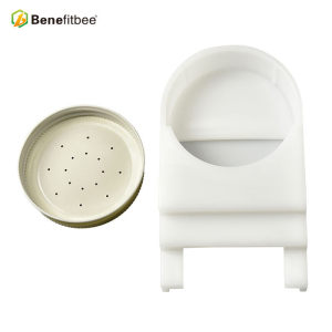 2018 New Design Beekeeping Tools Plastic Square 15.35*14.57*2.755 inch Top Bee Feeders,Bee Products