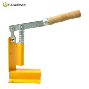 Fer galvanisé de haute qualité et perforateur de trou de cadre de ruche de Langstroth en plastique
