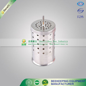 Wholesales Inner Tank Iron Mutihole Combustiog-support Smoker Accessoricess For Beekeeping Tools