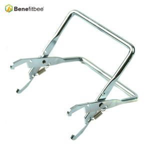 Afilador de hierro Glavanized Antiherrumbrado profesional Herramientas Apretón de marco de longitud de mango de metal