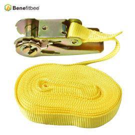 Ganchillo de alta calidad sin ganchos Benefitbee Equitment 196.85inch Nylon Beehive Strap