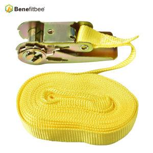 Hohe Qualität keine Haken Benefitbee Bienenzucht Equitment 196,85 Zoll Nylon Beehive Strap