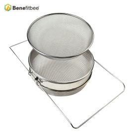 Pantalla de filtro doble de acero inoxidable de procesamiento de miel de alta calidad