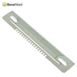 Doppelfunktion Anti-Rost Metall Bienenstock-Eingang für Imkerei-Werkzeuge