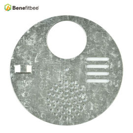 High Quality Rotate Beekeeping Round Stainless Steel Beehive Entrance