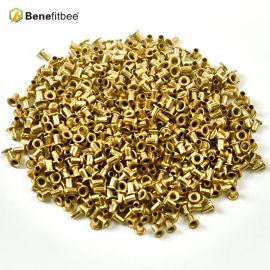 Großhandel Beehive Accessoricess Copper Bee Rahmen Öse für Imkerei Werkzeuge