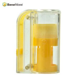 新款养蜂工具蜂具批发蜂王标记瓶 塑料蜂王瓶出口型