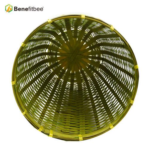 厂家直销户外竹制收蜂笼抓野蜂群专用笼实用品质款蜜蜂养殖工具