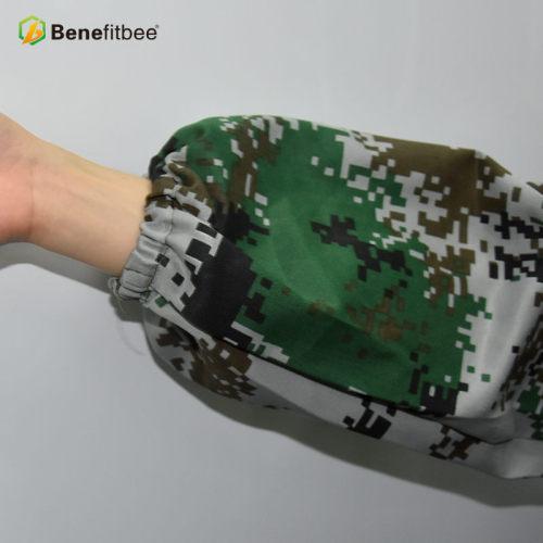 厂家直销养蜂工具FY16-荒漠迷彩连体防蜂服(太空帽)批发定制