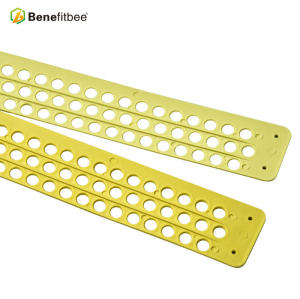 Beekeeping Equitment Plastic Material Pollen Filter Collector Pollen Trap