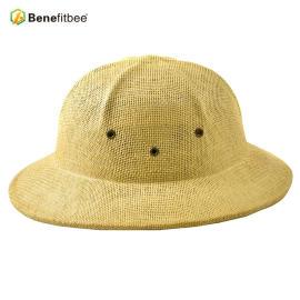 Wholesales Beekeeping Equitment Knitted Breathabel Wooden Vietnamese Hat
