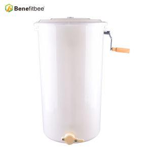 厂家直销2框手动出口型塑料桶摇蜜机摇蜜桶 养蜂工具 蜂蜜分离器