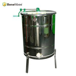 厂家直销 养蜂工具 手动自翻摇蜜机 打蜜机蜂蜜分离机批发