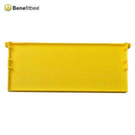 厂家直销养蜂工具出口欧式一体巢框(小)蜜蜂优质巢础框