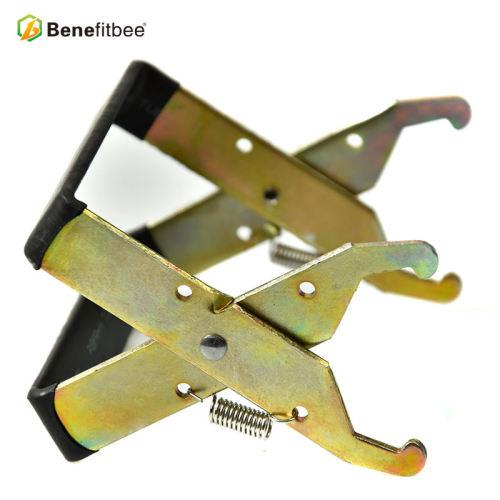 厂家直销平板提脾夹巢框夹五金工具养蜂工具蜂具蜜蜂蜂箱巢框批发