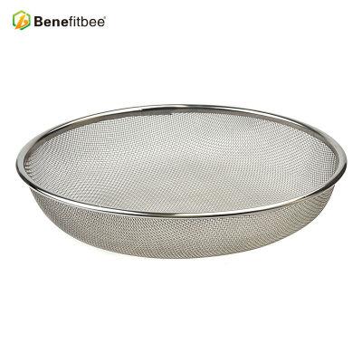厂家直销养蜂工具不锈钢双层过滤网(双网底)蜂具批发