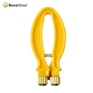 厂家直销养蜂工具巢框紧丝器(弧形铜头) 蜂具批发