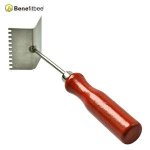 养蜂工具 刀具 蜂箱隔王板杂物清洁铲 清理铲脱采胶板清洁器 蜂具