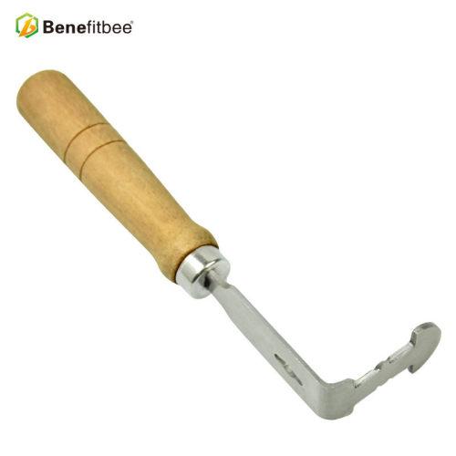 养蜂工具 刀具 苏式巢框清洁铲清理铲脱采胶板清洁器 蜂具