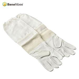 Gants de protection en tissu d'écran de type américain pour l'apiculture