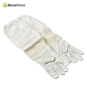 Beekeeping Equitement American-type Screen Cloth Protective Gloves