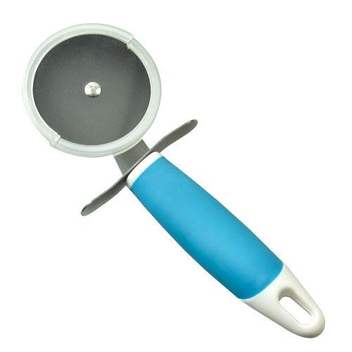 厂家直销养蜂工具塑料柄不锈钢蜂蜡巢础割刀  -五金蜂具批发