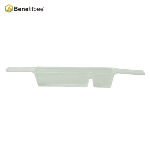 厂家直销养蜂工具 蜜蜂塑胶食槽可切割喂食器 供应蜂具配件批发