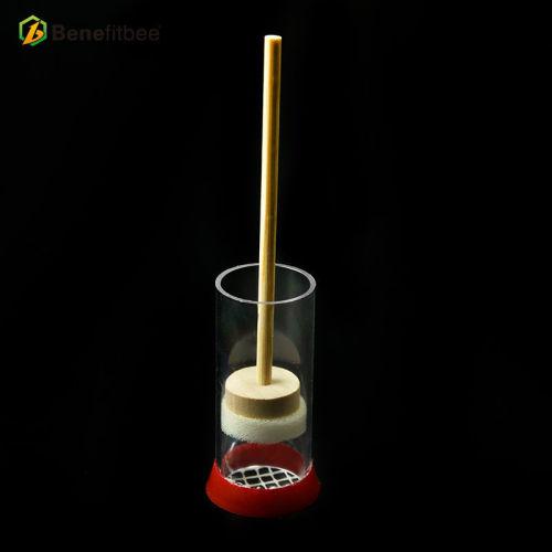 厂家直销养蜂工具 蜂王标识瓶(红色) 供应蜂具配件批发