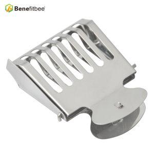 厂家直销养蜂工具 蜂王书夹式王笼(不锈钢) 供应蜂具配件批发