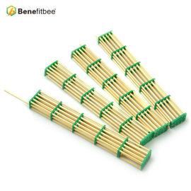 厂家直销养蜂工具 蜂王五节竹制王笼 供应蜂具配件批发