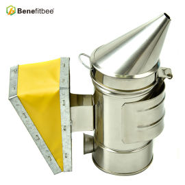 2018 Beekeeping tools Stainless Steel  Mini Bee Smoker For Children Bee Smoker Play with The Bees