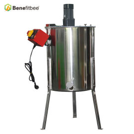 Benefitbee Stainless Steel Electirc Honey Extractor With CE Certificate With 2 3 4 6 8 12 24 Frames