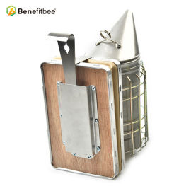 Benefitbee Protect Beekeeper Prevent Stings Calm The Bees Eco-friendly Leather Beekeeping Bee Smoker