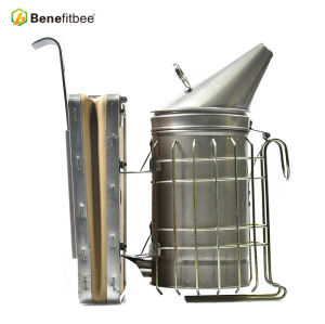 Protect Beekeeper Prevent Stings Calm The Bees High Quality Eco-friendly Leather Beekeeping Equipment Bee Smoker