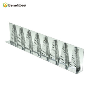 Wholesale Anti-Rust Galvanized Iron Beehive Entrance Robbong Guarder For Beehive Accessoricess