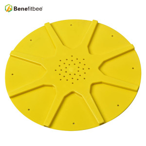 Beekeeping tools from Benefitbee yellow plastic 8 ways bee escape with competitive price