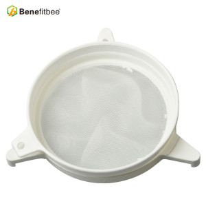 High Quality Honey Processing  Food Grade Plastic Double Sieve Honey Filter Honey Strainer
