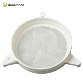 High Quality Honey Processing  Food Grade Plastic Double Sieve Honey Filter Honey Strainer