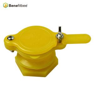 PP Honey Flow Gate Valve Honey Bucket Flow Gate Honey Gate For Beekeeper
